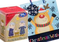 Image: Christmas Cards, Gift Bags & Wraps
