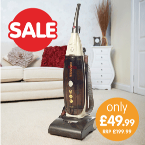 Featured - Hoover Dust Manager Bagless Vacuum Cleaner