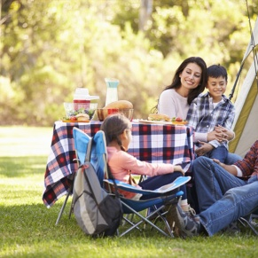 10 of the Best Family Campsites in the UK