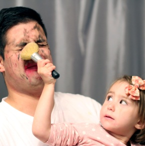 Father's Day Special: The Dad and Daughter Makeover Challenge!