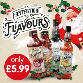 Get Festive with Fantastical Flavours!