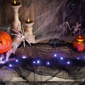 Decorate Your Home for Halloween for Less Than £20