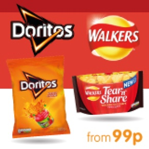 3 Delicious Meals Made Awesome with Walkers Crisps & Doritos