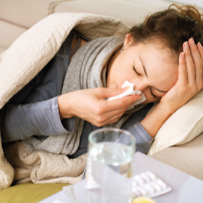 Top Tips for Cold Relief This Winter
