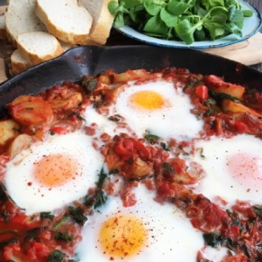 Eat Well This Week: 7 Quick and Healthy Dishes You Can Cook in a Frying Pan