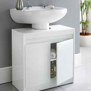 Bathroom Furniture & Storage