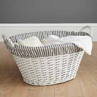 Laundry Baskets, Pegs & Airers