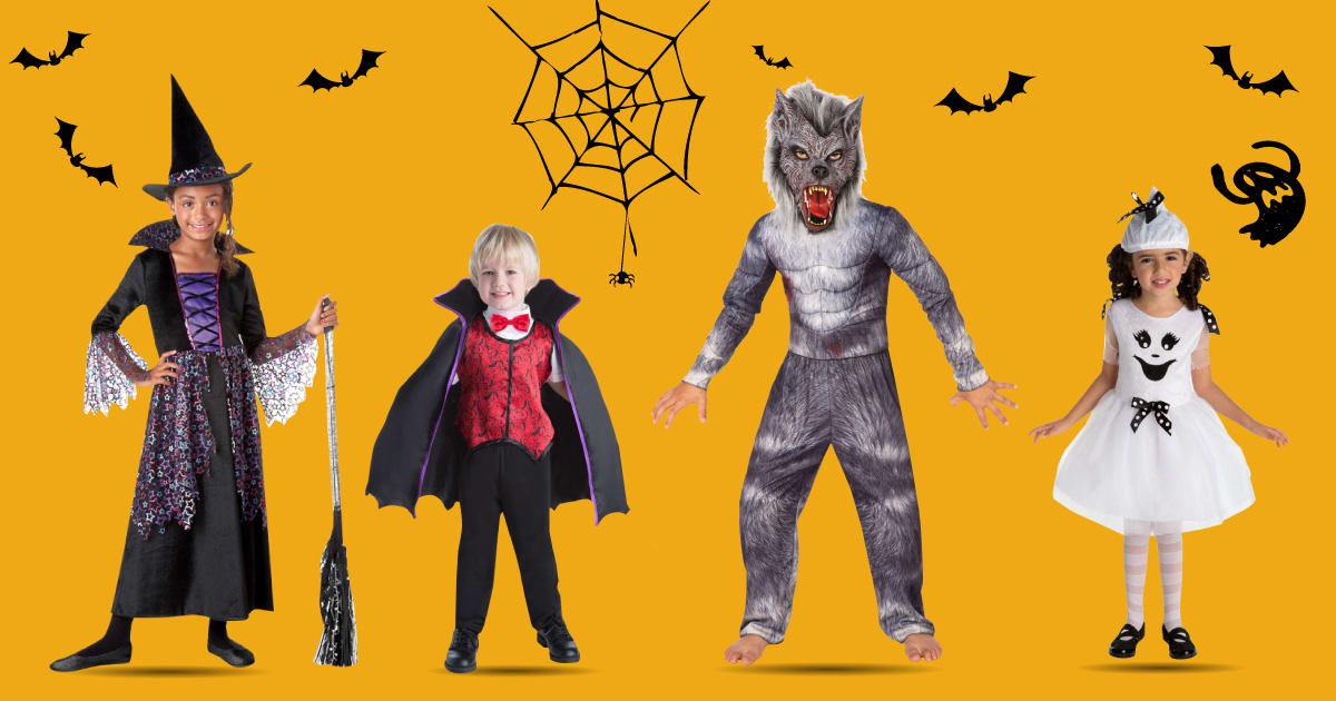 B m blog 10 costume ideas for kids this halloween b m for B m halloween decorations