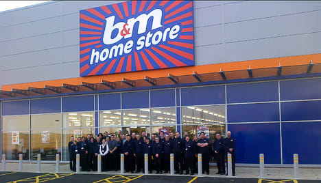 B&M Retail Landlords Page