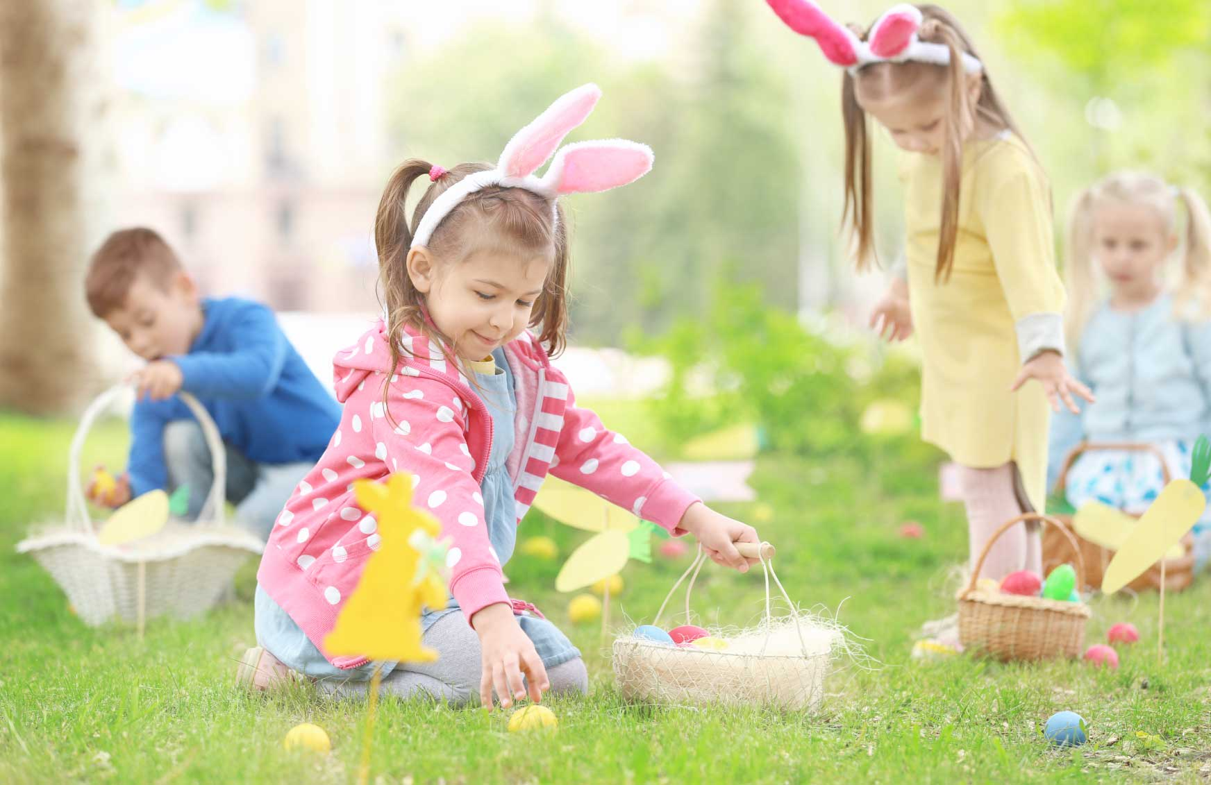 Get Crafty with Your Own Easter Egg Hunt