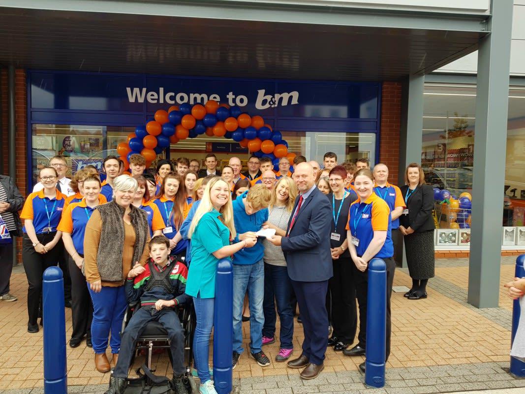 M Bel b m lifestyle b m relocates to bigger store in wrexham