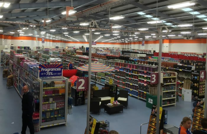B&M Lifestyle | B&M Sets Stall Out for First Stratford Store