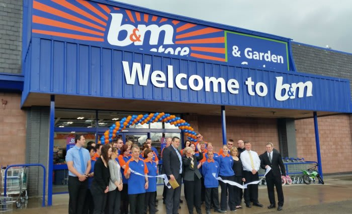 BampM Lifestyle Growth In Scotland Reaches Inverness