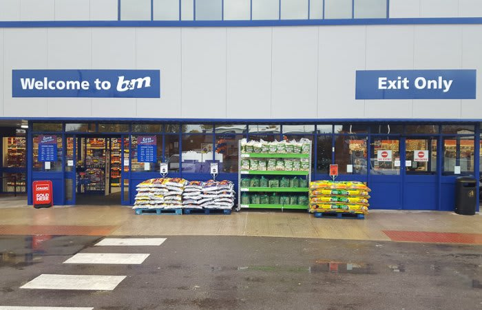 B M Home Store With Garden Centre Hyde Greater Manchester