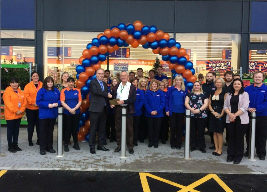 B & Ampm New Store Openings