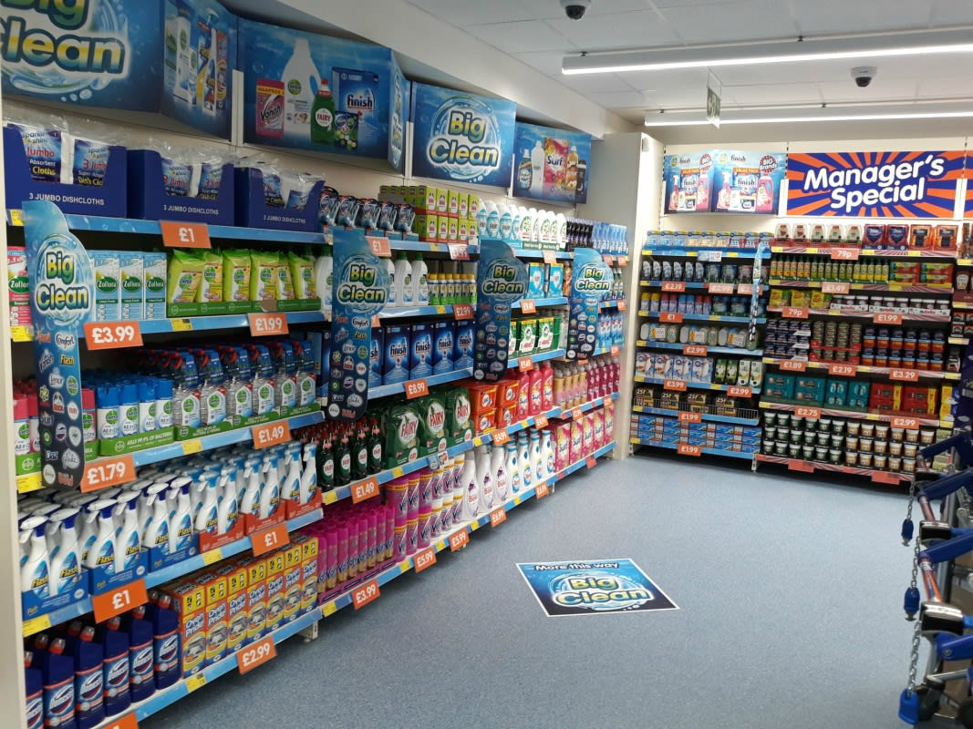 Home Bargains New Store Oldham