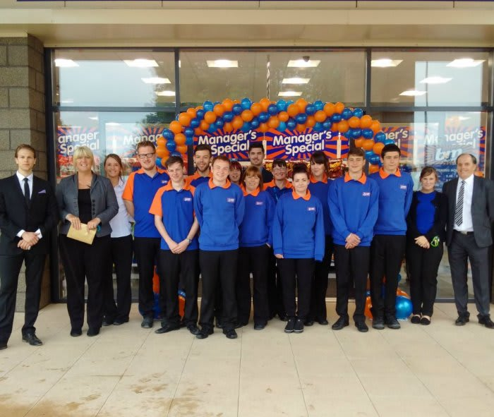 B M Lifestyle B M Set For Success In Scunthorpe With Third Store