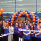 B&M's newest store in Brighouse, West Yorkshire was opened by special guest Nicky Fox from local charity Forget Me Not Children's Hospice.