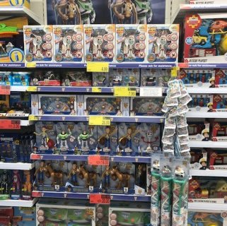 B&M's brand new store in Preston stocks a huge selection of the latest toys and games for boys and girls of all ages, from action figures and dolls to board games and role play toys!