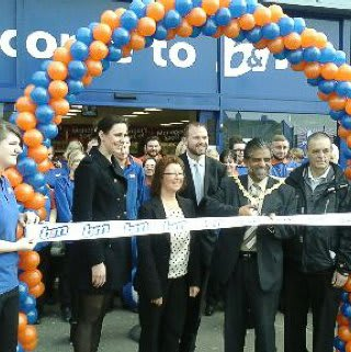 Longton Store relaunch