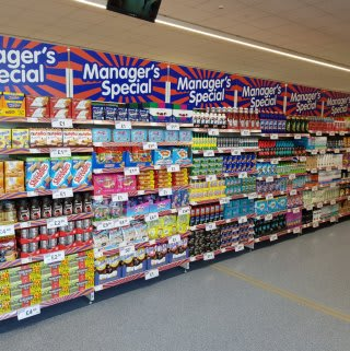Take a look at B&M's Managers' Specials, available in the variety retailer's brand new store at Crescent Link Retail Park, Londonderry.