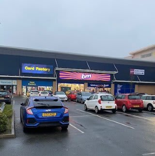 B&M's newest store opened its doors on Thursday (28th November 2019) in Hednesford. The B&M Store is located near to the town centre at Victoria Shopping Park.