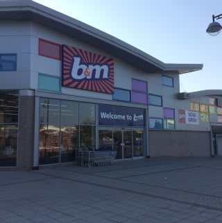 B&M's South Shields store has now moved from North Street to Waterloo Square.