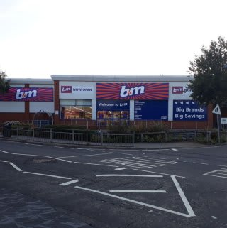 B&M's newest store opened its doors on Saturday (31st August 2019) in Ilford. The B&M Store is located near to the town centre on Horns Road.