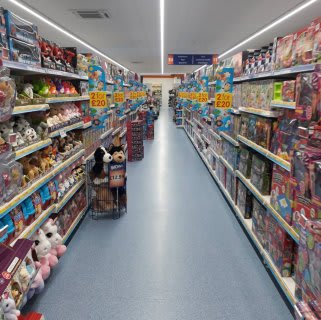 B&M's brand new store in Ilford stocks a huge selection of the latest toys and games for boys and girls including our amazing 2 for £20 Toys event! Hurry, while stocks last!