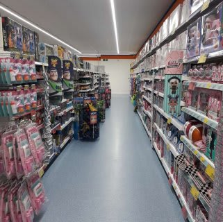 B&M's brand new store in Ilford stocks a huge selection of the latest toys and games for boys and girls of all ages, from action figures and dolls to board games and role play toys!