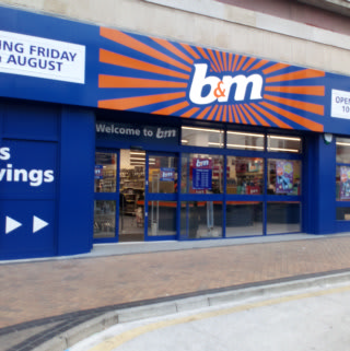 B&M's Blackpool store has moved from its previous location on Bank Hey Street (Palatine Buildings) to its new home on Church Street.
