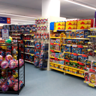 Browse a huge selection of popular and big brand toys at B&M Blackpool.