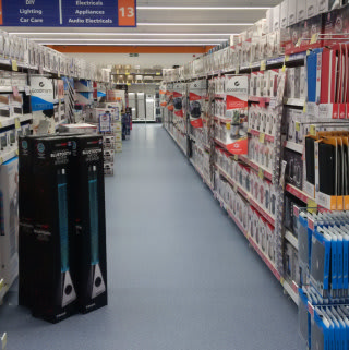 B&M's Electrical aisle is full of amazing tech, gadgets and appliances, from kettles and toasters to DAB radios, speakers and much more.