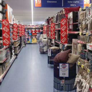 The B&M Clearance Sale is well under way! Bag yourself an even better bargain at B&M Clifton, Green Lane (Nottingham).