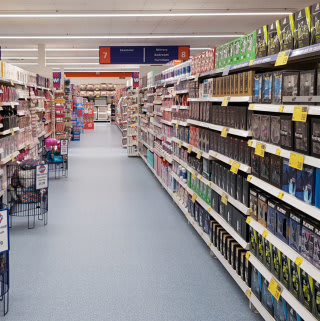 B&M's newest store in Telford features a stunning range of health and beauty gifts for all ages.