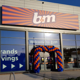 B&M's latest store was opened in Telford on Saturday (26th August 2018), in the Northern Quarter at Telford Shopping Centre.