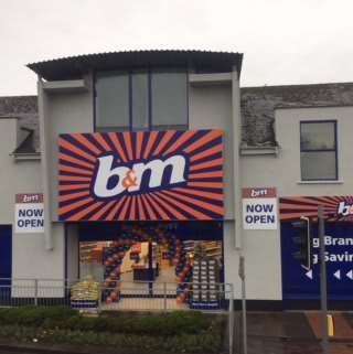 B&M's latest store opened its doors on Friday (17th August) in Ballynahinch, County Down.
