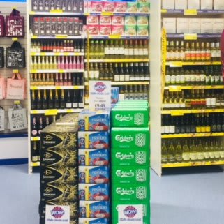B&M's new store in Ballynahinch, County Down features a fine selection of beers, wines, ciders and spirits.
