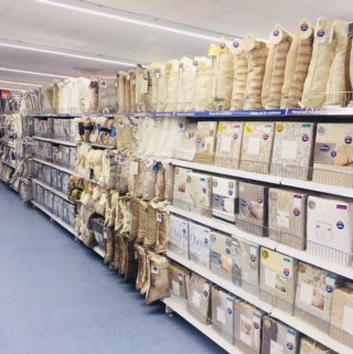 B&M's new store in Ballynahinch, County Down has a great range of the latest on-trend bedding and bed sets.