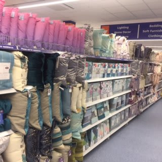 B&M's new store in Ballynahinch, County Down is ideal for updating the interior of your home, with soft cushions, throws and curtains.