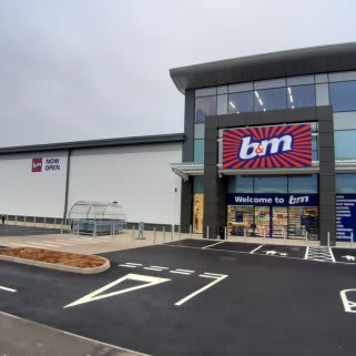 B&M's newest store opened its doors on Wednesday (11th September 2019) in Sheldon. The B&M Store is located on Coventry Road.