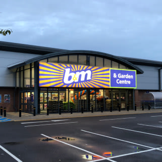 B&M's newest store is now open, located at Waymills Road, Whitchurch, Shropshire.