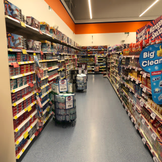 B&M's Big Clean event is now on in its new store in Whitchurch, where you can grab all your essential cleaning supplies for less!