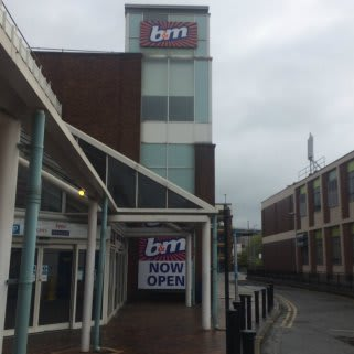 B&M's Bury store moved into its new home at Mill Gate Shopping Centre on Saturday.