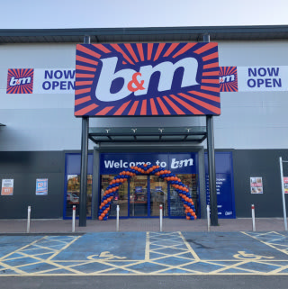 B&M's new store in Glasgow (Auchinlea Way) is now open!