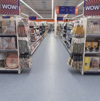B&M's brand new store in Warrington is always stocked with the latest styles and trends in home furnishings, from cushions, curtains and rugs to ornaments, bedding, lighting and much more.