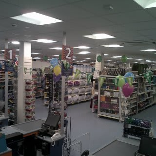 Inside the new B&M Bargains Belfast store, located on Cregagh Road.
