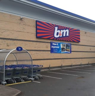 After extensive refurbishments works, B&M Hereford is now bigger and better than ever!
