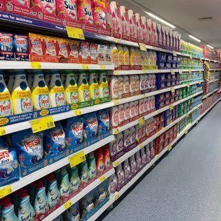 B&M's brand new store in Hunslet stocks a huge range of cleaning products, from the biggest brands like Daz, Ariel, Comfort, Fairy and many more.