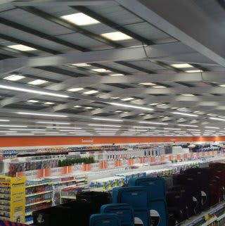 A first glimpse inside B&M's latest new store in Peterborough, located at Boongate Retail Park.
